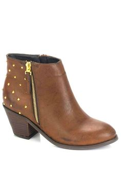 Ankle Stud Bootie