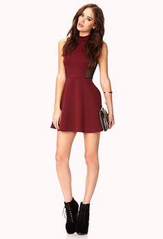 Little red wine dress