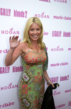 Style-wise, the nineties were a complicated time for Kelly Ripa. Brooke Burke, Brooke Davis, Kelly Ripa Hair, Kelly Ripa Mark Consuelos, Red Band Society, Victoria Secret Outfits, Legally Blonde, Classy Women, Celebs