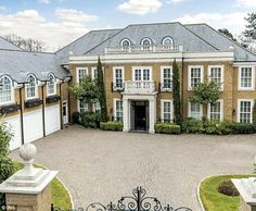 The Levanté country pile in Surrey, which is actually John Terry's house, I think :)