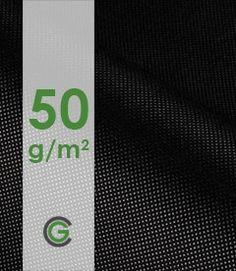 P50g/m2 czarna 30th
