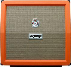"Orange PPC412AD 4 x 12"" Angled Speaker Cabinet"