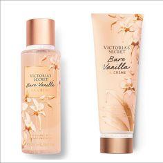 Victoria Secret, Metallic Backpacks, American Stock, Large Cosmetic Bag, Vanilla Cream, Body Care, Creme, Perfume Bottles, Beauty Products