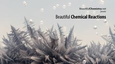 Eight types of beautiful chemical reactions are presented in this short video. For more information, please visit: http://BeautifulChemistry.net Video & Editing Yan…