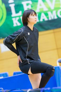 Japan Woman, Volleyball Pictures, Women Volleyball, My Boo, Sport Girl, Aqua, Poses, Cute, Beauty