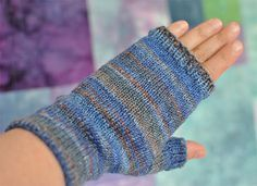 Blog post at Knitting Squirrel :   The fingerless mittens knitting pattern is a quick project that uses small amount of yarn. I have found that I often have enough yarn le[..]