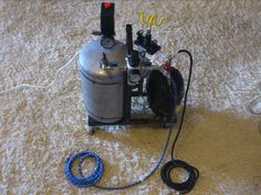 Tutorial - How to build your own silent air compressor - Forum - DakkaDakka | Global recession? Must. Buy. More. Models.