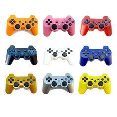 Sony ps3 denetleyici için play station 3 için bluetooth gamepad joystick için kablosuz konsol sony playstation 3 sixaxis controle