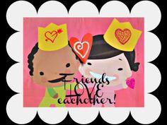 Filastrocca d'Amicizia per bambini- Friendship Song for kids VALENTINE! @buzzmyvideos