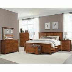 Bedroom Sets Com Unique Chartres 7 Piece Queen Bedroom Set Picture Interior Design - Is your house feeling a tiny dated? Bedroom Sets For Sale, King Size Bedroom Sets, Queen Bedroom, Master Bedroom, Handmade Home, King Size Bedroom Furniture, Sleigh Bedroom Set, Bed Frame And Headboard, Bed Frames