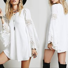 #americanstyle #white #lace #sleeves #instagood #beautiful #love #boutique #slipon #summer #follow #share #keepr #instashop @getkeepr #Lace