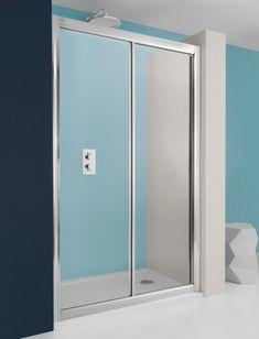 Supreme Single Slider Shower Door in Sliding Door | Luxury bathrooms UK, Crosswater Holdings