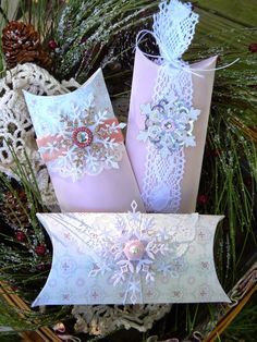 Paper Wishes: ~pretty in pink~ -- What a gorgeous way to combine all of my previous ideas!