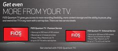 verizon fios dvr not recording