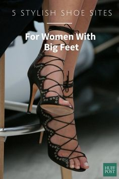 Stylish Shoes For Women With Big Feet Do Exist. Here's Where To Buy Them.