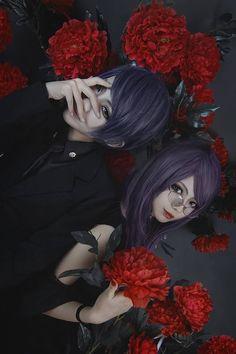 Tsukiyama Shuu & Rize