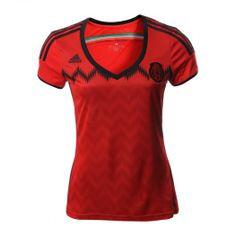 ¡Apoya a la Selección Mexicana de Fútbol y ponte la roja!
