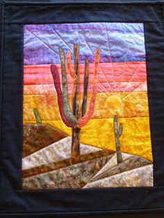 Quilt by Brenda Smith, It's Elemental exhibit, 2008 (Flagstaff ... : quilt shop flagstaff az - Adamdwight.com