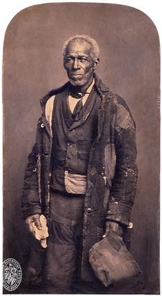 """George Roberts, a native of the Baltimore neighborhood Canton, served in the War of 1812. He was considered to be among the """"Old Defenders"""" of Baltimore."""