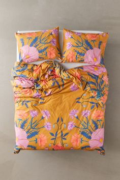 Shop Krista Scarf Floral Duvet Cover at Urban Outfitters today. Bed Linen Sets, Comforter Sets, Duvet Bedding, Linen Bedding, Bed Linens, Duvet Covers Urban Outfitters, Shops, Blanket Cover, Queen Duvet