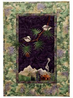 mckenna ryan pattern - more cute Chickadees!