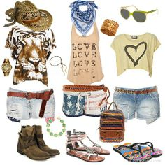 Summer Casual Outfits Ideas