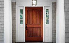 Part II – Custom Wood Exterior Doors