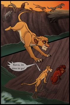 Kiara y kovu, parte 49 Lion King Story, Lion King 3, Lion King Fan Art, Disney Lion King, King Art, New Upcoming Movies, New Movies, Donkey Kong Country, In And Out Movie