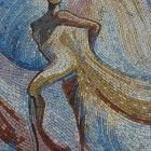 """Gary Drostle, 2010 """"Movement and Vitality"""" Detail 