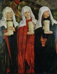 Haberschrack, Trzy Marie u grobu - The Three Marys - Wikipedia, the free encyclopedia