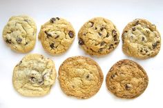 COOKIE CHEMISTRY: A SIMPLE PATH TO CHOCOLATE CHIP COOKIES WITH THE TEXTURE YOU CRAVE  @kingarthurflour