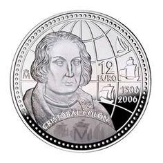 Moneda conmemorativa 12 euros 2006., Tienda Numismatica y Filatelia Lopez, compra venta de monedas oro y plata, sellos españa, accesorios Leuchtturm