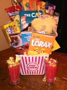 jack and jill raffle basket ideas - Google Search