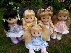 my child doll - group