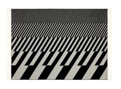 Vitra Girard Wool Blanket Diagonals