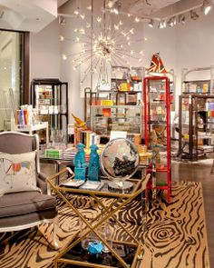 Visit the eccentric space519 boutique in #Chicago for a wide selection of coffee-table books, clothing from emerging designers, and cool housewares.