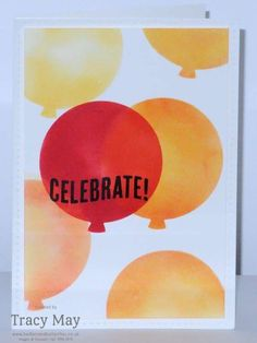 celebrate today stampin up - Google Search