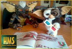 Gremlins: Strike and Gizmo (Scale 1:1)