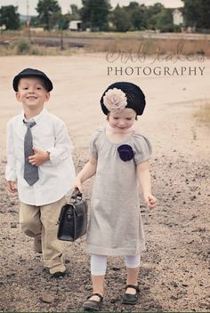 Courting – A Vintage Love Story: Castle Rock Child Photographer | Crib Tales Photography