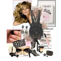 I Love Chanel, created by tanya777 on Polyvore