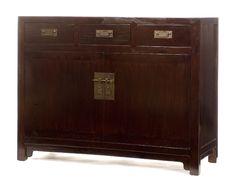 Sideboard - 3 Drawer   Mandarin   Orchid Furniture UK