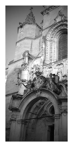 Santa Cruz, Coimbra. #Coimbra Painting, Art, Santa Cruz, Art Background, Painting Art, Kunst, Gcse Art, Paintings, Painted Canvas