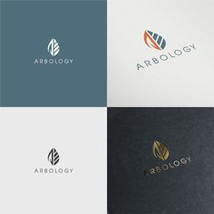 Create an eye-catching scalable logo for Arbology by okclean