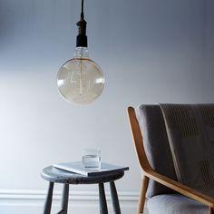 Pendant Filament Bulbs on Food52
