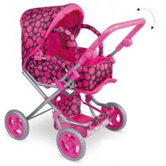 Poza carucior papusi Serena 1 Baby Strollers, Toys, Children, Baby Prams, Activity Toys, Young Children, Boys, Clearance Toys, Kids