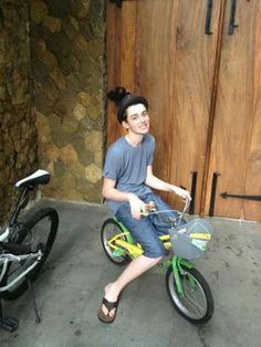 Greyson Chance at Bali