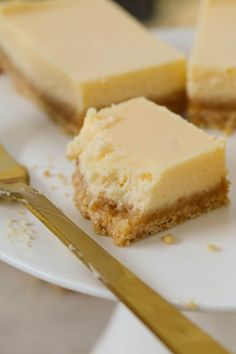 Creamy Lemon Slice – Conventional Method A half eaten piece of creamy baked lemon slice made with condensed milk. Lemon Dessert Recipes, Lemon Recipes, Baking Recipes, Sweet Recipes, Delicious Desserts, Recipes Using Condensed Milk, Condensed Milk Desserts, Cheesecakes, Recipe Using Lemons