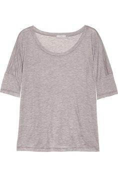 CLU Jersey T-shirt - you can never have enough gray or white t-shirts.