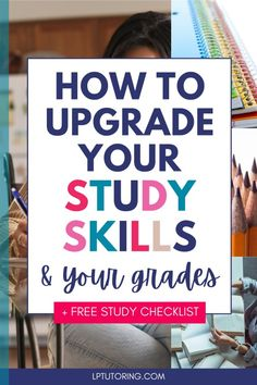 Successful studying is more than just reviewing - the process starts earlier. Click through to find out how to improve those study skills and grades! | #studyskills #studytips #college #highschool #getbettergrades via @lptutoring High School Organization, Learning Organization, Social Studies Lesson Plans, Math Lesson Plans, Good Study Habits, Study Tips, Parent Resources, School Resources, English Lesson Plans