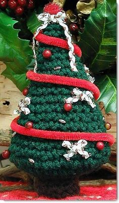 crochet de navidad